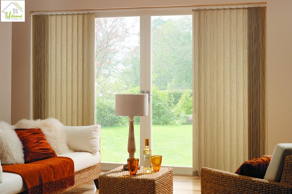 Вертикальные жалюзи на окна: купить и заказать